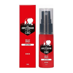 ORIGINAL CBD FROM AMSTERDAM CREMA RETARDANTE  15 ML