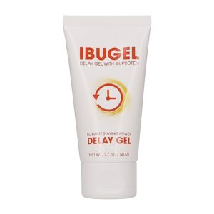 IBUGEL – GEL RETARDANTE MASCULINO 50ML