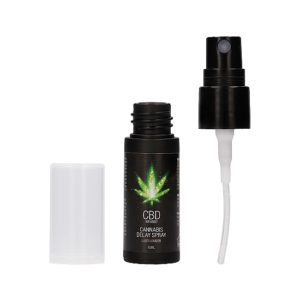 CBD SPRAY RETARDANTE CANNABIS – 15 ML