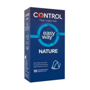 CONTROL PRESERVATIVOS NEW NATURE EASY WAY – 10UDS